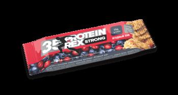 Протеиновый батончик «ProteinRex» STRONG (35%) «Ягодный пай» без сахара