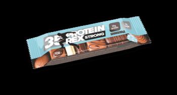 Протеиновый батончик «ProteinRex» STRONG (35%) «Шоколадный» без сахара
